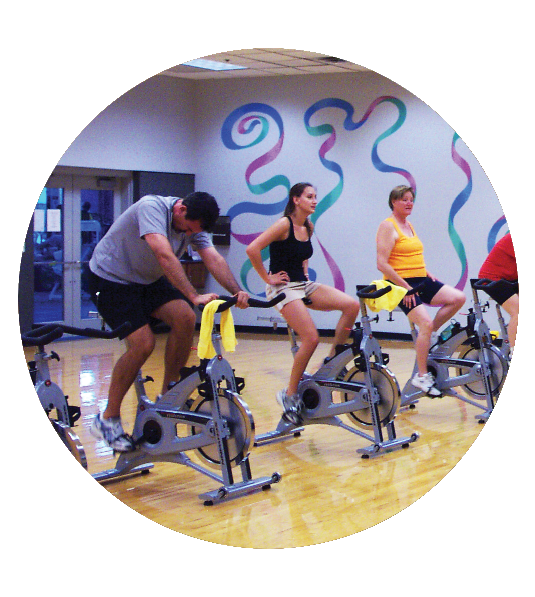 H-F Racquet & Fitness Club – We Have Something for Everyone